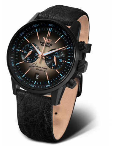 Vostok Europe VK64-560C601 GAZ 14 Chronograph watch Vostok Europe - 1