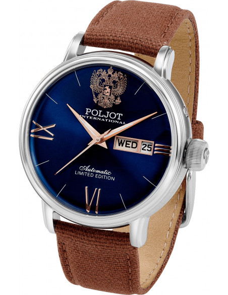 Poljot International Tsars of Russia 2427.1541512 watch 538.169042 - 1
