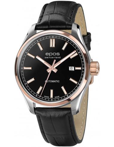Zegarek automatyczny Epos Passion 3501.132.34.15.25 938.550833 - 1