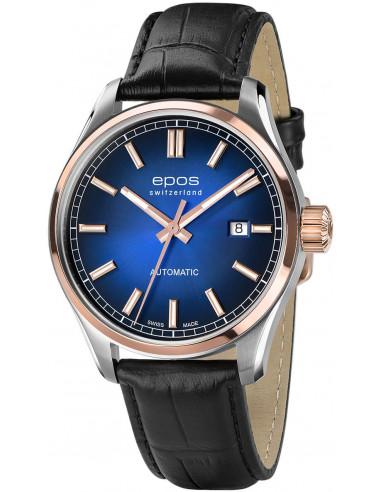 Zegarek automatyczny Epos Passion 3501.132.34.16.25 938.550833 - 1