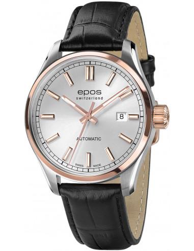 Zegarek automatyczny Epos Passion 3501.132.34.18.25 938.550833 - 1