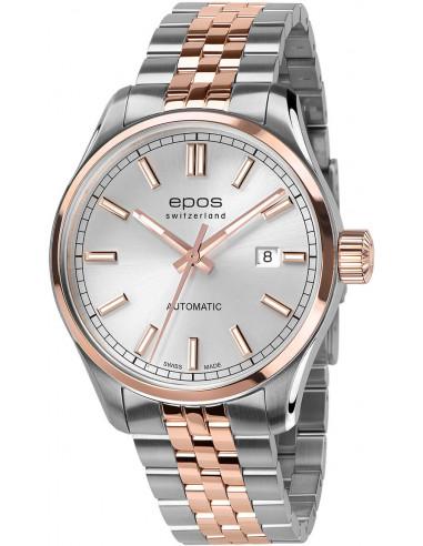 Zegarek automatyczny Epos Passion 3501.132.34.18.44 1098.304167 - 1