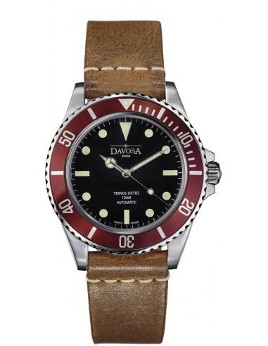Zegarek automatyczny Davosa 161.525.65S Ternos Sixties 816.738917 - 1