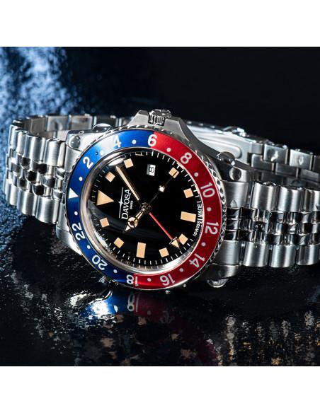 Davosa 163.500.90 Vintage Diver Quartz watch Davosa - 2