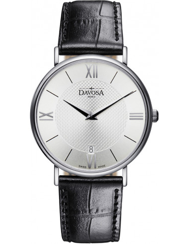 Davosa 162.485.15 Pianos II Kwarcowy zegarek 197.69475 - 1