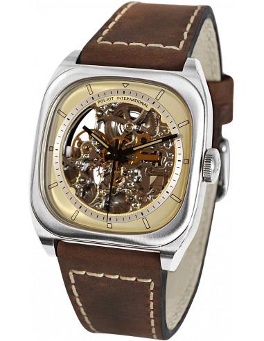 Zegarek szkieletowy Poljot International Bolshoi Masepa 2820.1000112 597.078083 - 1