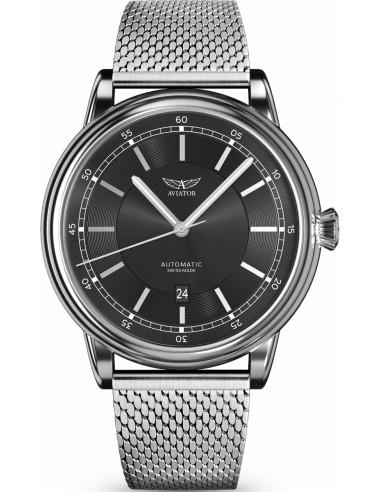 Zegarek automatyczny AVIATOR Douglas DC-3 V.3.32.0.232.5 893.620208 - 1