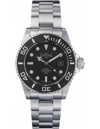 Davosa 161.582.55 Ternos Professional Matt Suit automatyczny zegarek 946.5385 - 1