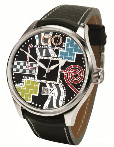 Zegarek automatyczny Alexander Shorokhoff Plus Minus AS.AVG05 1532.633542 - 2