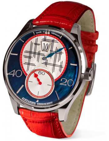 Alexander Shorokhoff AS.JH02-3 Crossing 2 automatic watch Alexander Shorokhoff - 1