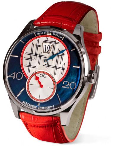 Zegarek automatyczny Alexander Shorokhoff AS.JH02-3 Crossing 2 4493.0625 - 1