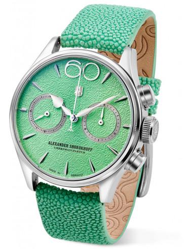 Zegarek Alexander Shorokhoff Damski Spring AS.LCD-SPR Mechaniczny 1772.263542 - 1
