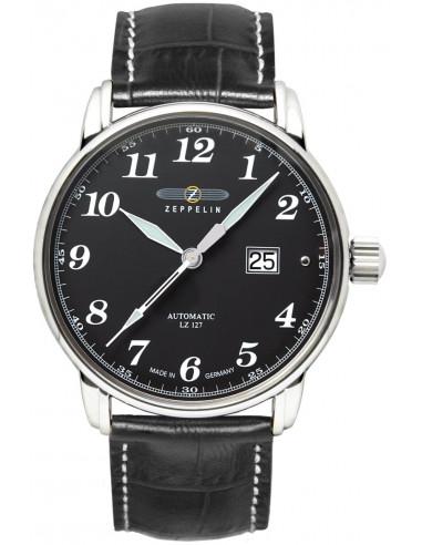 Zegarek automatyczny Zeppelin Chronometer Sternwarte Glashütte 7650-2 1258.087454 - 1