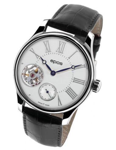 Zegarek męski Epos Passion 3369 OH - 3 Watch 1198.15 - 1