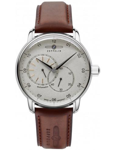 Automatyczny zegarek Zeppelin 8662-1 Captain's Line 289.582871 - 2