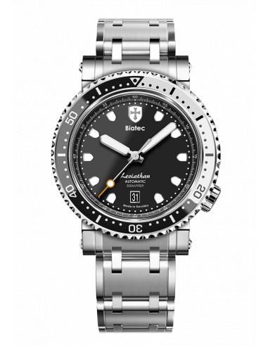 Automatyczny zegarek nurkowy Biatec Leviathan 01 1288.01125 - 1