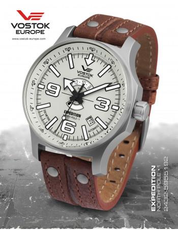 Vostok Europe Expedition North Pole 1 2432-5955192 watch