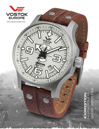 Vostok Europe Expedition North Pole 1 2432-5955192 watch