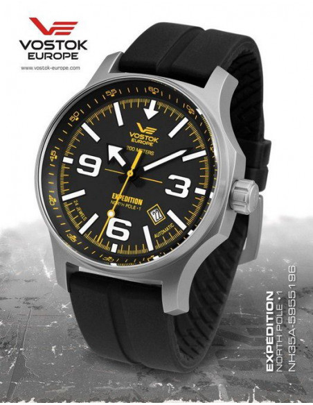 Vostok Europe Expedition North Pole 1 NH35A-5955196 watch