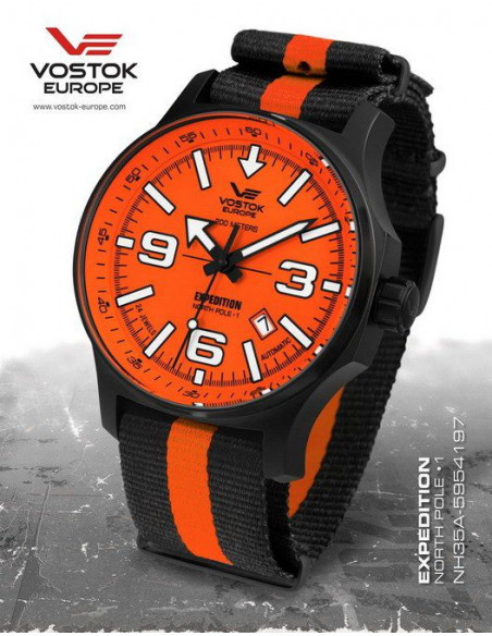 Vostok Europe Expedition North Pole 1 NH35A-5955197 watch