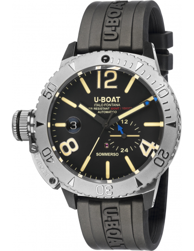 U-BOAT  SOMMERSO/A Dive Watch 9007/A 2180 - 1
