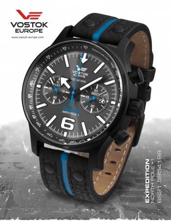 Vostok Europe Expedition North Pole 1 6S21-5954198 watch