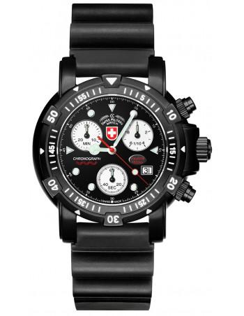 CX Swiss Military Seawolf I Scuba Nero 2416 watch