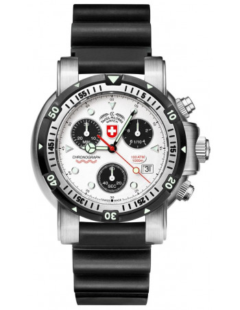 CX Swiss Military Seawolf I Scuba 17251 watch