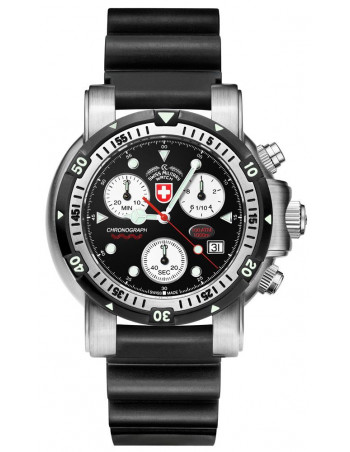 CX Swiss Military Seawolf I Scuba 17261 watch
