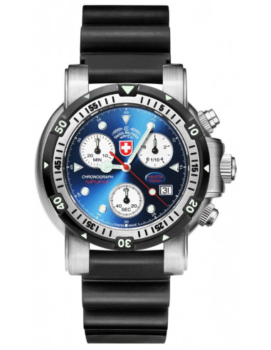 CX Swiss Military Seawolf I Scuba 17271 watch