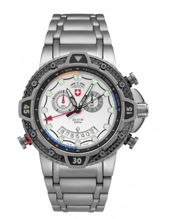 CX Swiss Military 2480 Typhoon watch