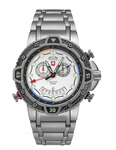 CX Swiss Military 2480 Typhoon watch