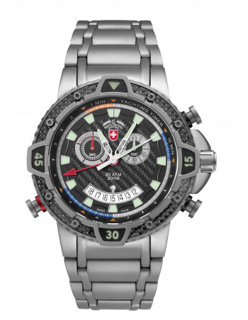 CX Swiss Military 2481 Typhoon watch