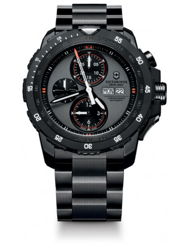 VICTORINOX Swiss Army Alpnach 241573 Mechanical Chronograph Watch