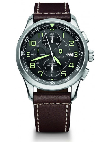 VICTORINOX Swiss Army 241597 AirBoss Mechanical Chronograph Watch