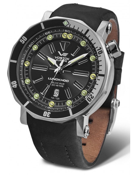 Vostok Europe Lunokhod NH35A/6205210 automatic watch
