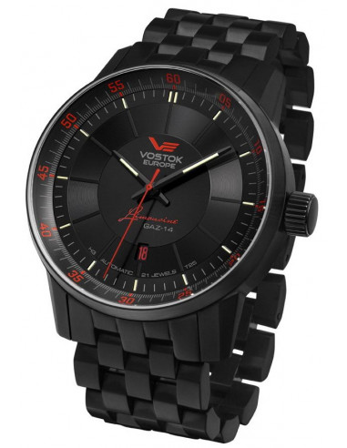 Vostok Europe GAZ-14 NH35A/5654140b automatic watch
