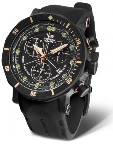Vostok-Europe 6S30/6203211 Lunokhod 2 Grand Chrono watch