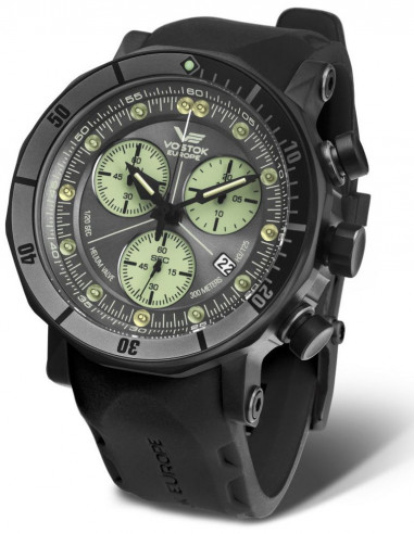 Vostok-Europe 6S30/6204212 Lunokhod 2 Grand Chrono watch