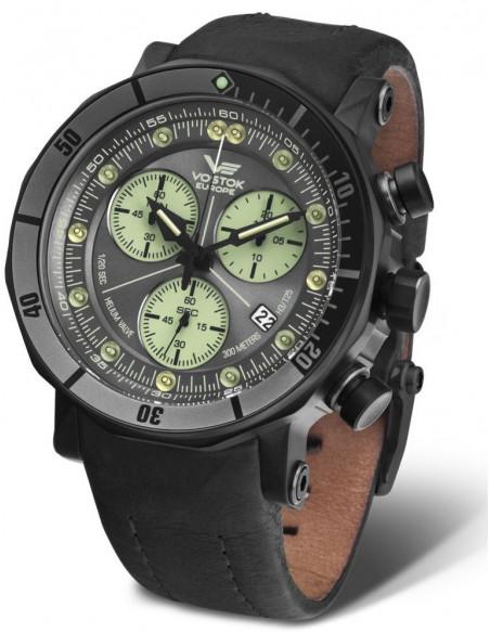 Vostok-Europe 6S30/6204212 Lunokhod 2 Grand Chrono watch