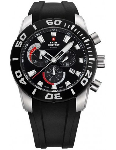 Swiss Military by CHRONO 20097BI-1RUB Adventure Watch
