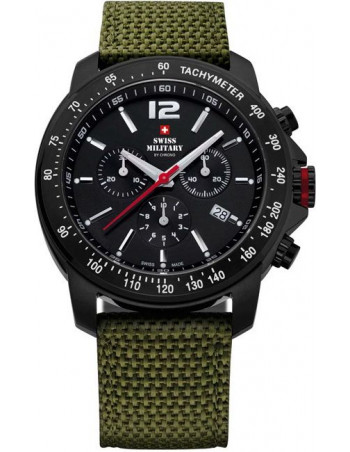 Swiss Military by CHRONO 20099BPL-1LGR-NY Outdoor Watch