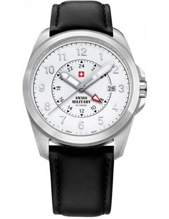 Swiss Military by CHRONO 29000ST-22LBK Dual Time Watch