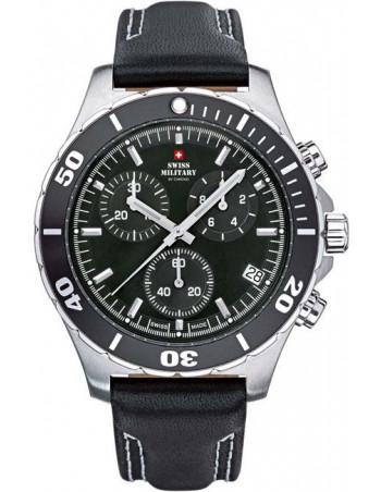 Swiss Military by CHRONO 29002ST-1LBK Champion Watch