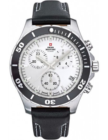 Swiss Military by CHRONO 29002ST-2LBK Champion Watch