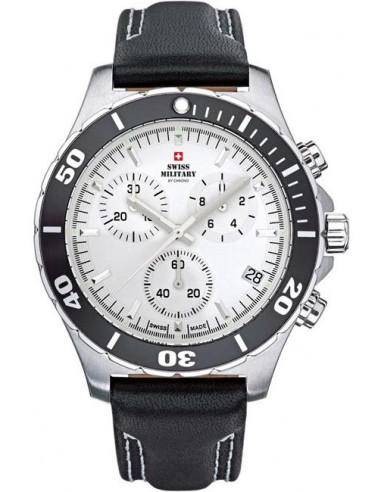 Swiss Military by CHRONO 29002ST-2LBK Champion Watch