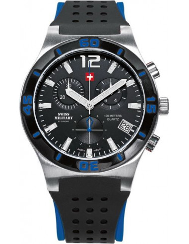 Swiss Military by CHRONO 20072BI-1RUB-B Top Gear Watch