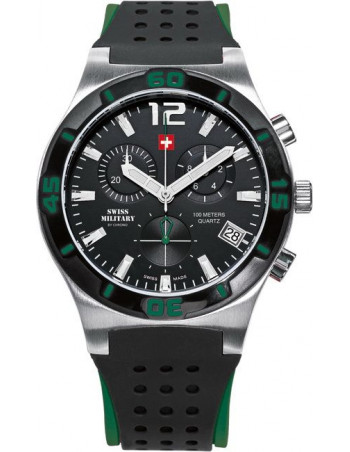 Swiss Military by CHRONO 20072BI-1RUB-G Top Gear Watch