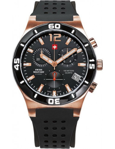 Swiss Military by CHRONO 20072RPL-1RUB Top Gear Watch