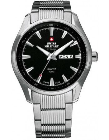 Swiss Military by CHRONO 20092ST-1M Day Date Watch